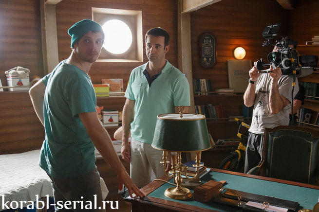 Орлуша и капитан Громов